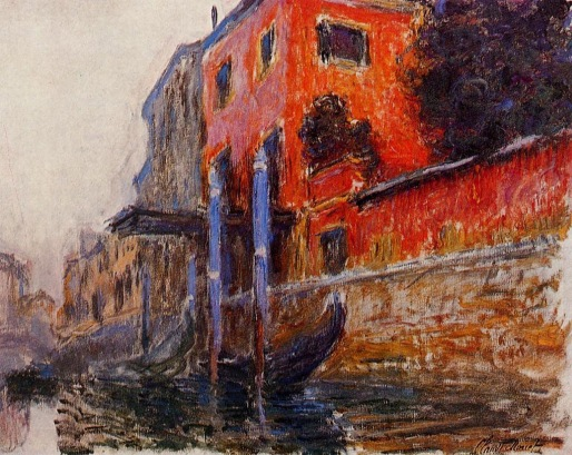 monet TheRedHouse