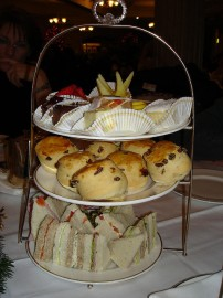 high tea harrods